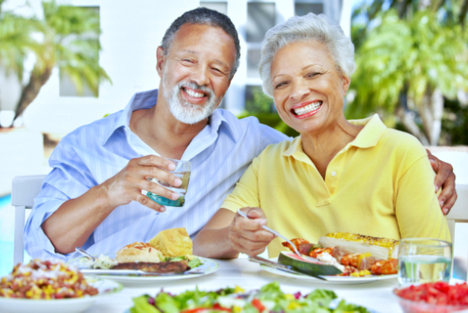 Healthy New Year's Resolutions Ideas for Older Adults