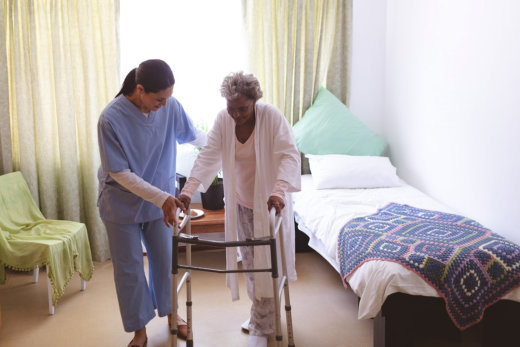 Signs That Your Senior Loved One Needs Mobility Assistance